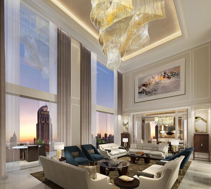 giá nhà tại Dubai