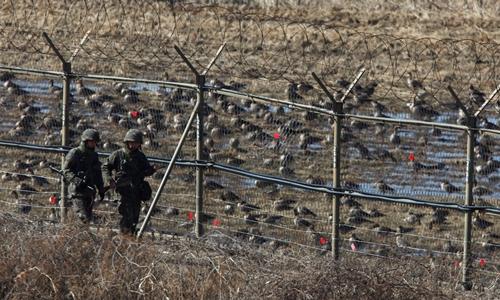 Biên giới Hàn - Triều