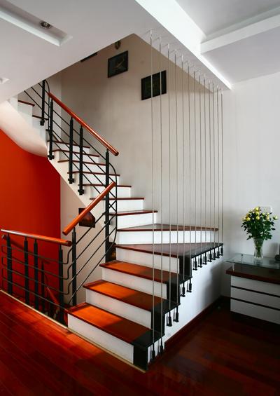 Nhà mới đã phải sửa vì chủ nhà tự thay đổi thiết kế của kiến trúc sư