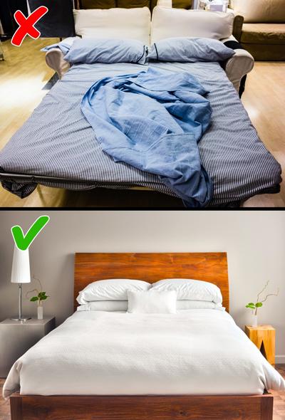 Những món nội thất dễ khiến nhà bừa bộn, xấu xí hơn