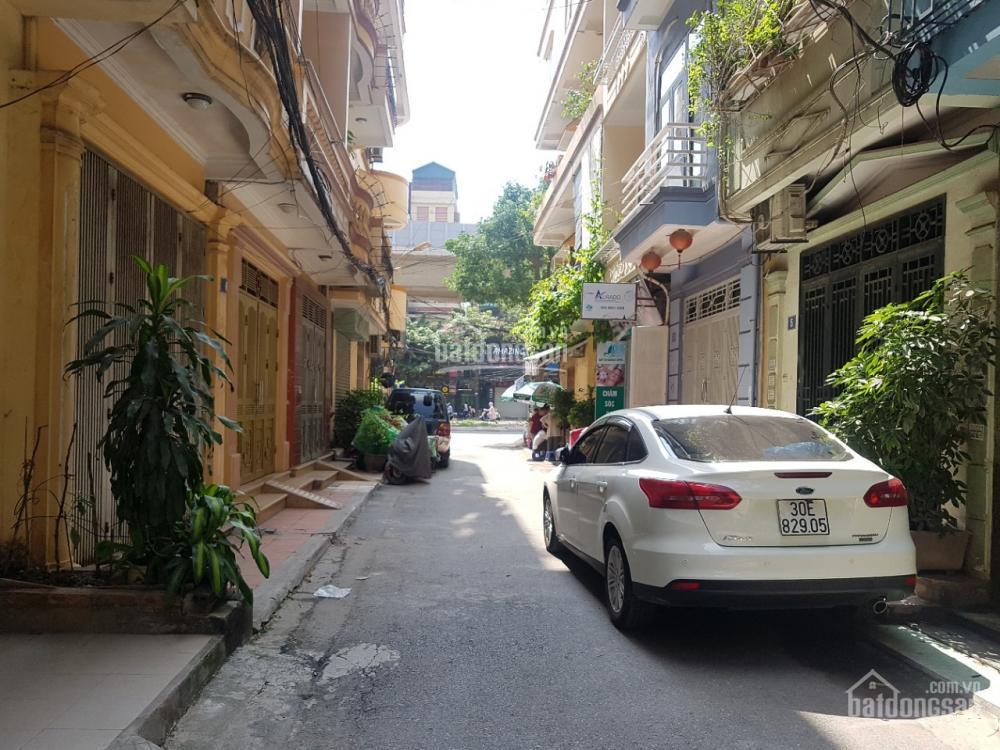 Bán Nhà Mặt Ngõ 137 Hào Nam, Ô Chợ Dừa 50m2x4t Đường Ô Tô Tránh Nhau, Giá  9.2 Tỷ, Tiện Làm Vp