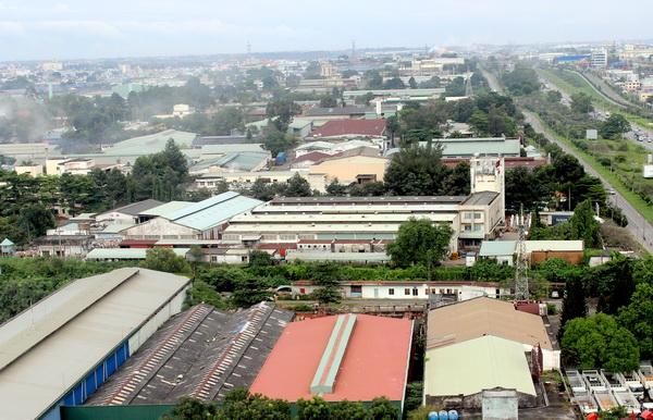 Chuyển đổi công năng KCN Biên Hòa 1