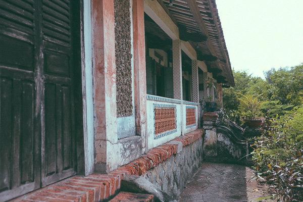 Kiến trúc nhà xưa