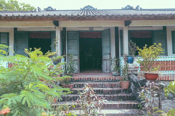 Nhà của phú hộ thời xưa
