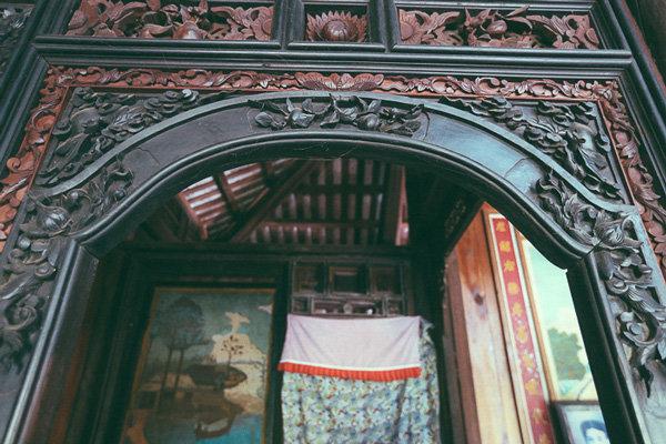 Nhà xưa ở Long An
