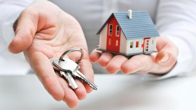 giải ngân vay vốn mua nhà