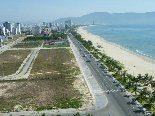 đất nền ven biển Đà Nẵng