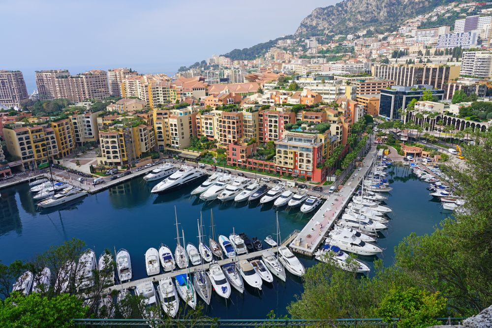 Monaco vượt Hồng Kông trở thành thị trường nhà ở đắt nhất thế giới