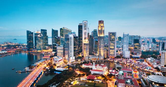 nhu cầu thuê văn phòng tại Châu Á Thái Bình Dương