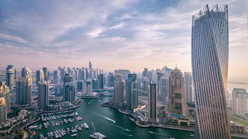 thị trường bất động sản Dubai