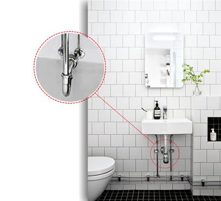 WC ngấm nước