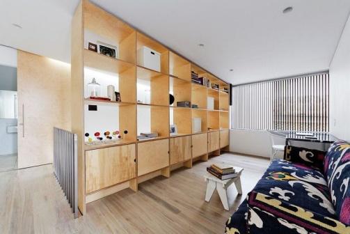 Mẹo phân chia không gian cho nhà nhỏ hẹp