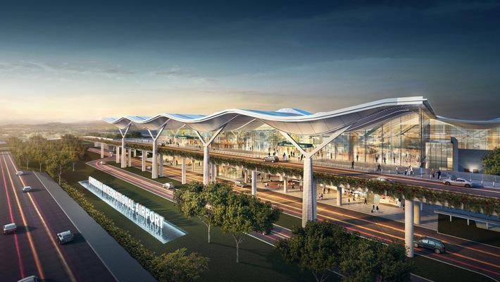 Nhà ga hành khách quốc tế Cam Ranh