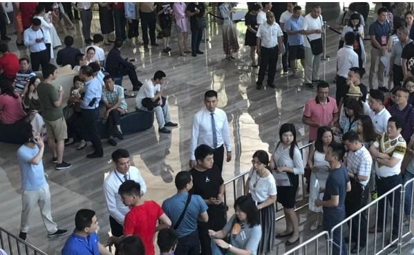 Trung Quốc quay xổ số quyết định người được mua BĐS
