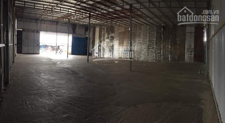 Cho thuê kho, nhà xưởng tx 25, 7x20m gần lê thị riêng quận 12