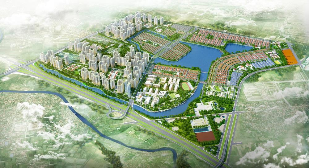 quy hoạch khu đô thị Gia Lâm