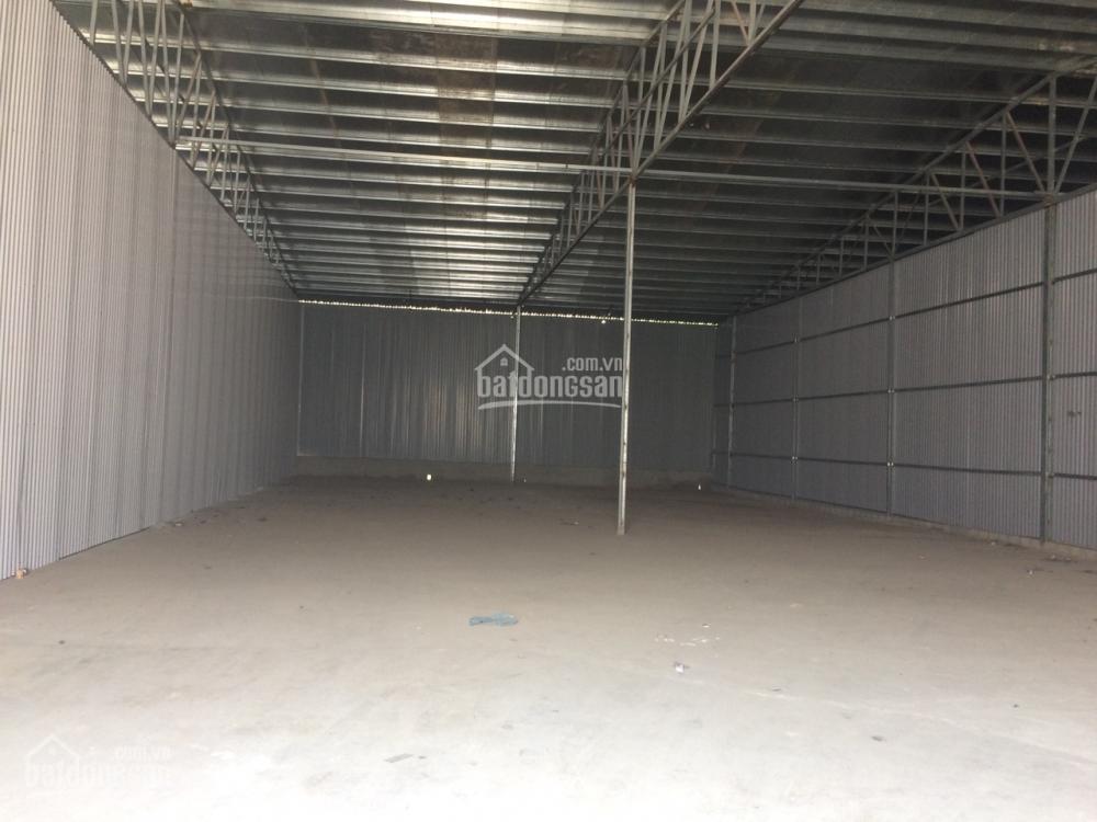 Kho, xưởng cho thuê trên trục đường 32, giá chỉ 55 nghìn/m2/th. liên hệ