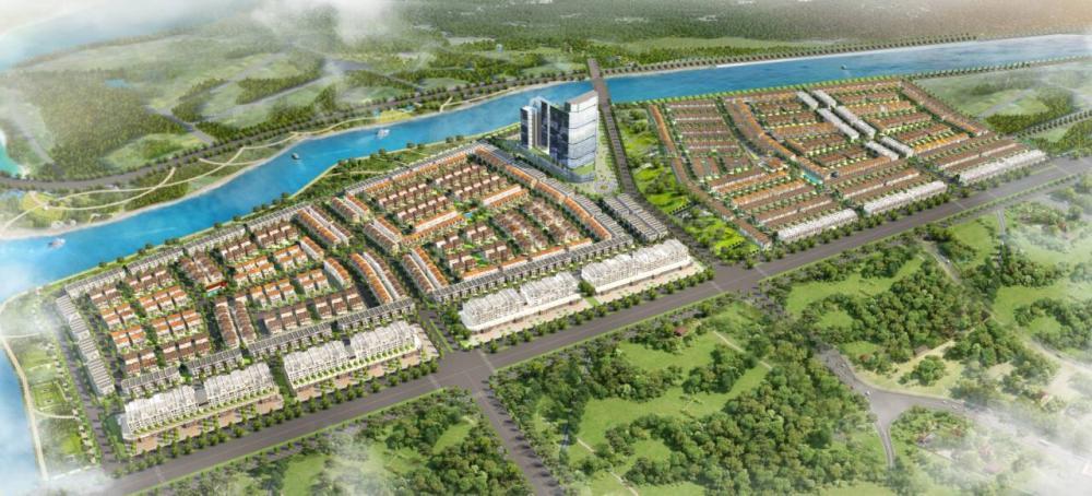 dự án Oasis City