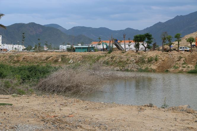dự án khu đô thị