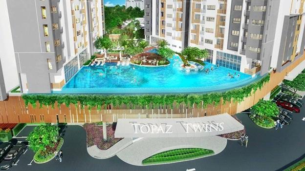 dự án Topaz Twins