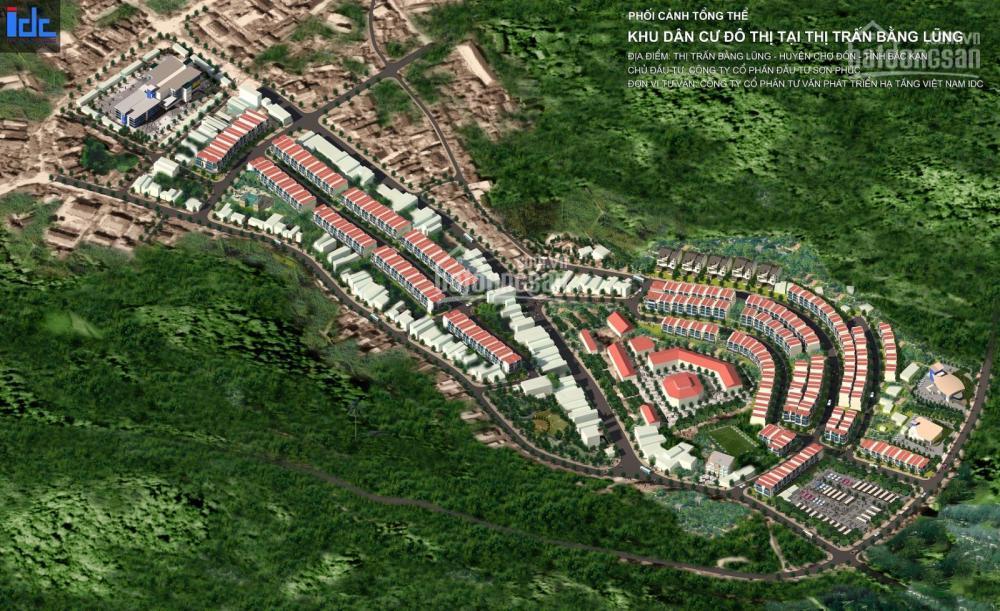 Đất Trung Tâm Huyện Chợ Đồn Cạnh Bệnh Viện Giá Chỉ Từ 4tr/M2. Lh: 096 969  8993