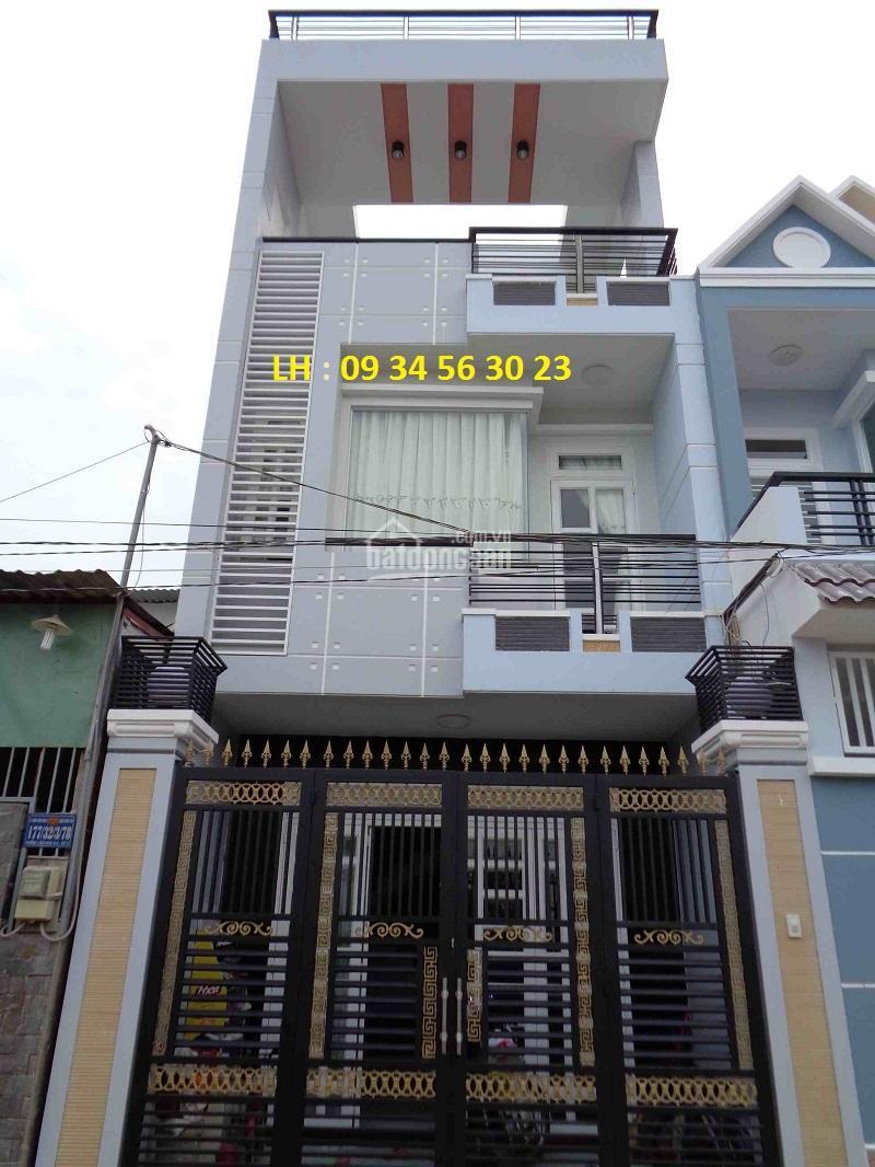 Bán nhà 1 lầu , đường liên khu 4-5 , 4,4m x 16m đúc 3 lầu giá rẻ ,lh: 09 34 56 30 22