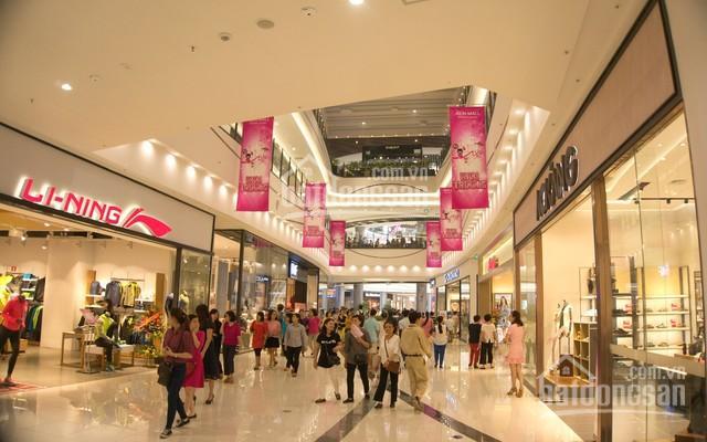 Shophouse tại trung tâm thương mại mỹ tho