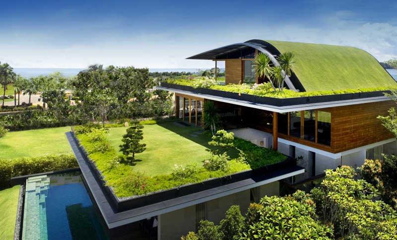 """Những khu vườn trên mái khiến """"vạn người mê"""" 9"""