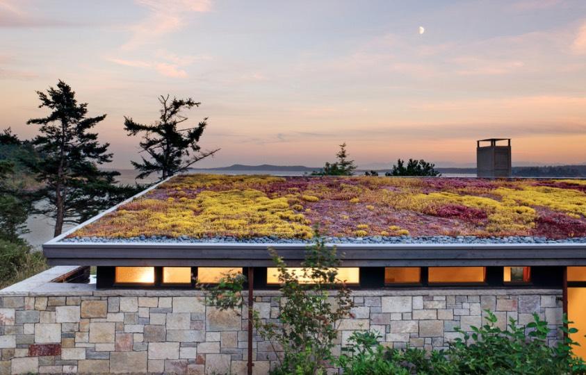"""Những khu vườn trên mái khiến """"vạn người mê"""" 8"""