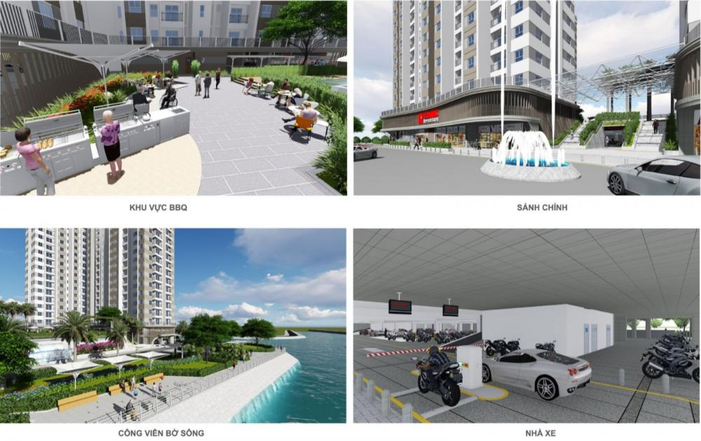 dự án Conic Riverside 3