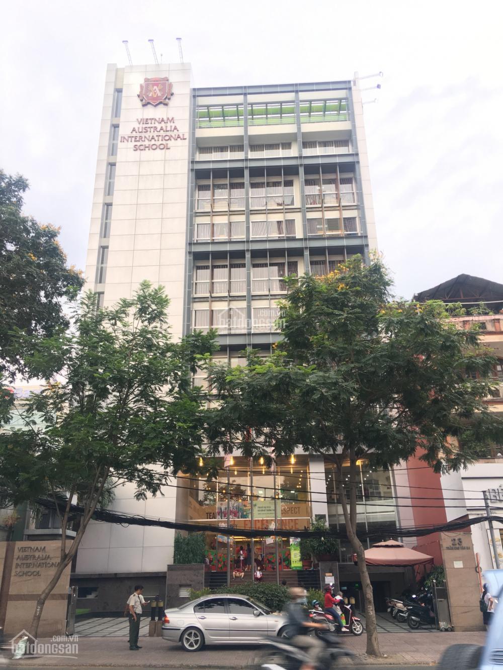 Cho thuê tòa nhà 23 trần cao vân, q1, dt: 14mx30m + tòa nhà 13-15-17 trương định, q3, dt: 12mx15m