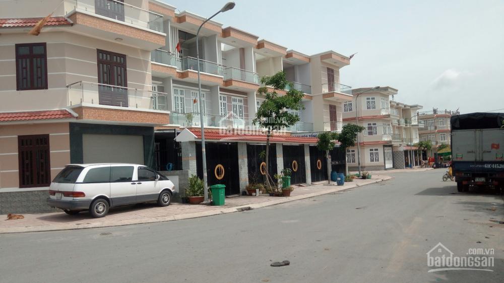 Nhà phố 1 trệt 2 lầu 167m2 gần làng đh qg thủ đức, nh vcb hỗ trợ vay 70%