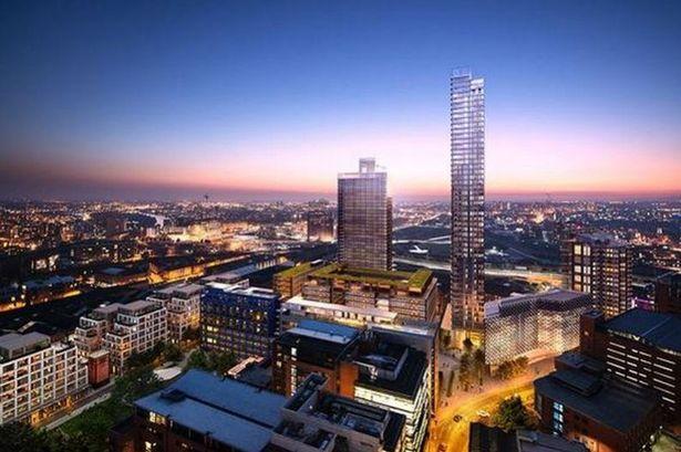 Manchester là thị trường đầu tư nhà cho thuê tốt nhất Anh