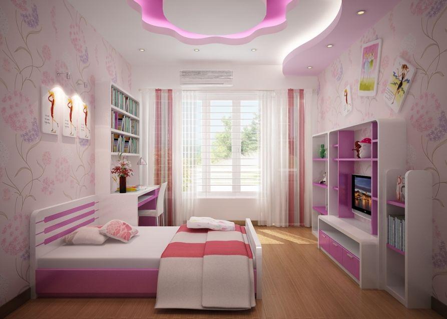 Phòng của bé