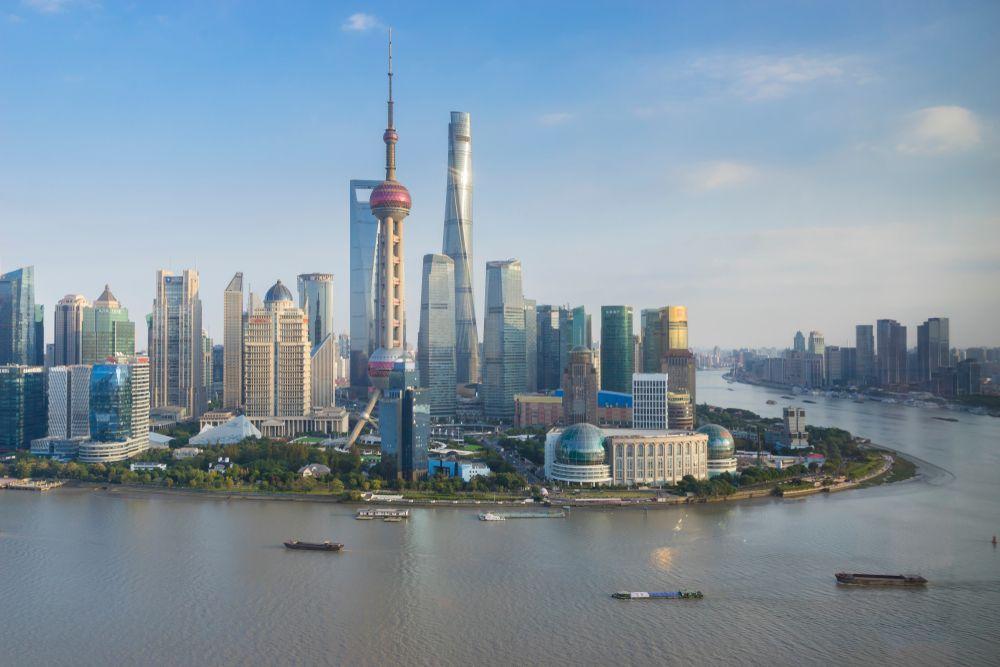 Đầu tư vào BĐS các thành phố lớn của Trung Quốc tăng mạnh