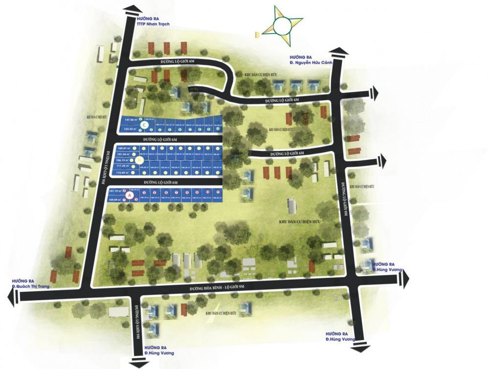 Chi tiết Nhơn Trạch Residence