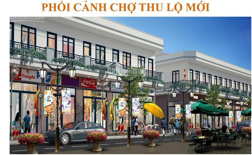 Cho thuê mặt tiền 2.5 tầng mặt tiền đường nguyễn chánh trung tâm phường trần phú