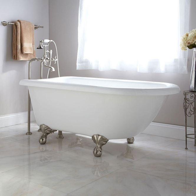 bồn tắm cổ điển