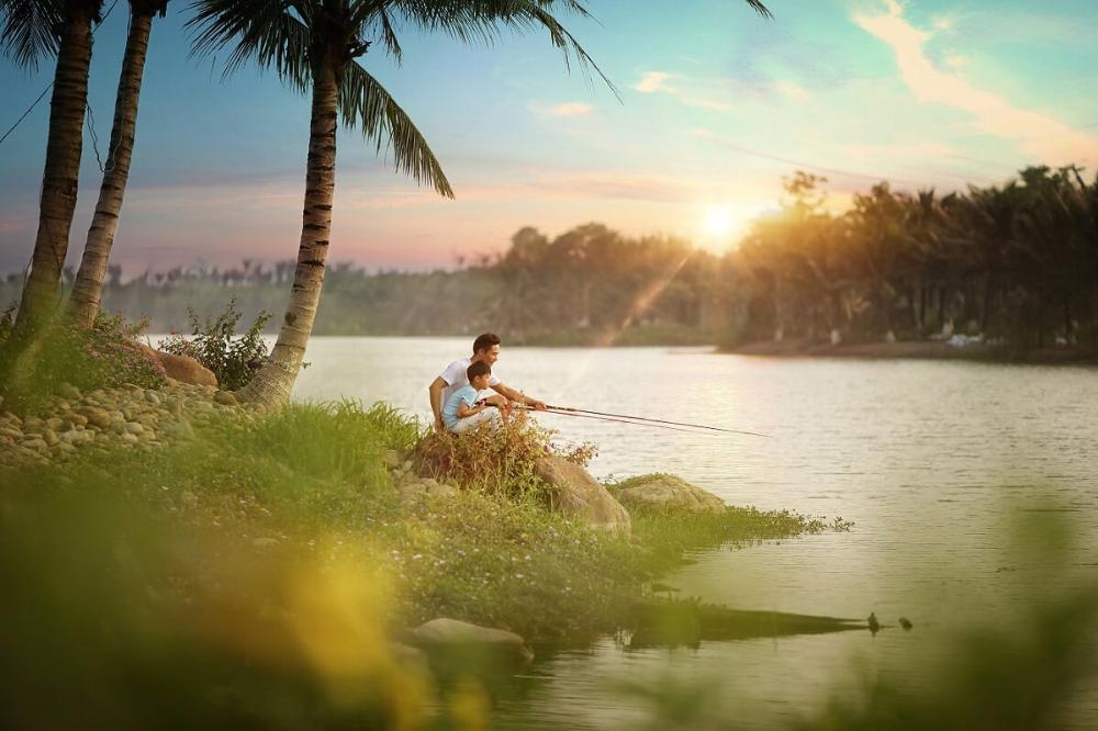 Ecopark Grand – The Island