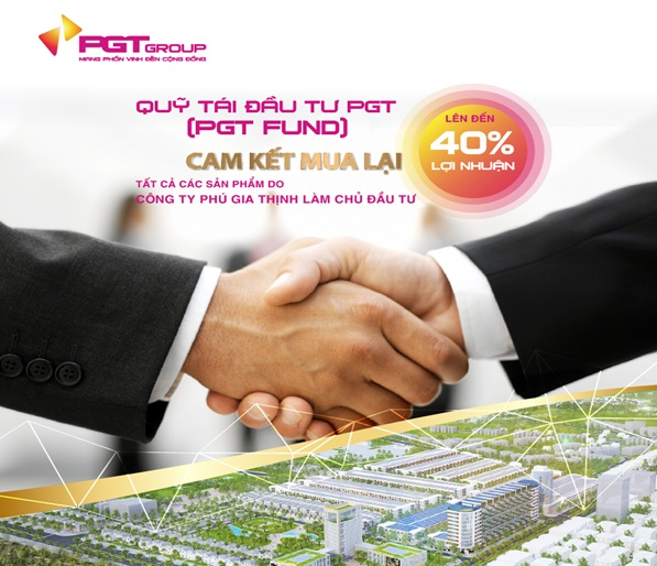 PGT Group mua lại các sản phẩm đã bán ra trong giai đoạn 2015-2018 nhờ Quỹ tái đầu tư PGT