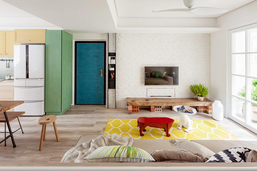 4 lỗi chọn màu sắc thường gặp khi trang trí nhà cửa