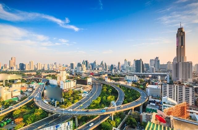 Các căn hộ cao cấp tại trung tâm Bangkok
