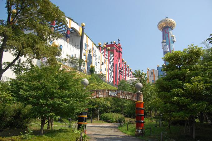 Nhà máy xử lý rác tại Nhật Bản được thiết kế đẹp như khu giải trí