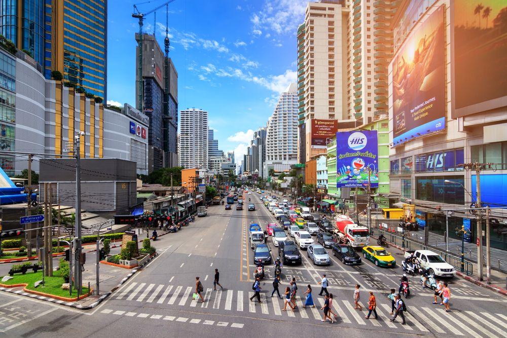 Giá đất Bangkok tăng 1000% sau 30 năm