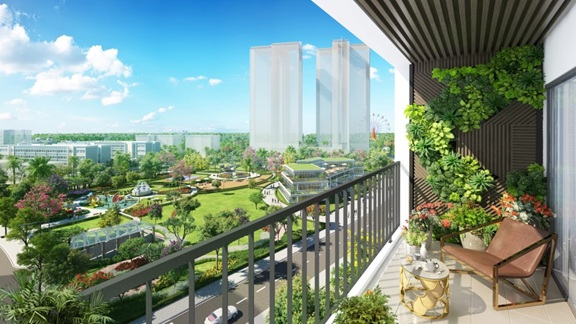 Eco-Green Saigon