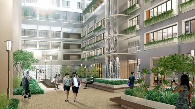 Giá chung cư tại Sài Gòn