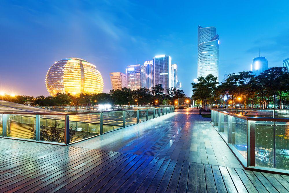 Giá nhà Trung Quốc leo thang với tốc độ kỷ lục
