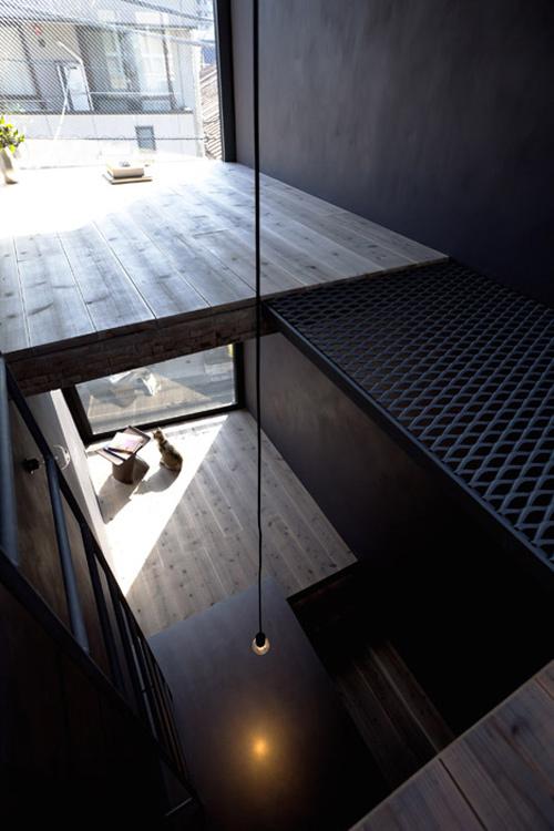 không gian nhà nhỏ