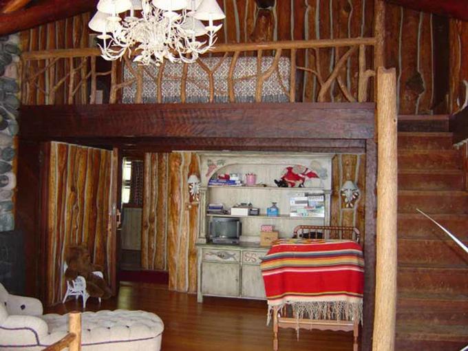 nhà gỗ tại Mỹ