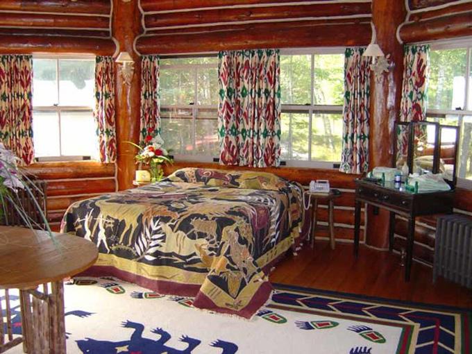 phòng ngủ ấn tượng